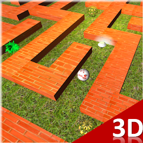 Лабиринт мяч 3D