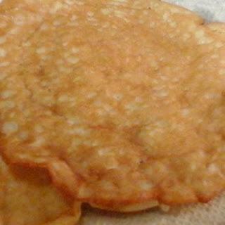 Coconut Flour Tortillas.