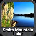 Smith Mountain Lake GPS Fishing Chart icon