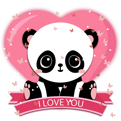 download gambar terlucu  salmon panda cubs theme aplikace na google play