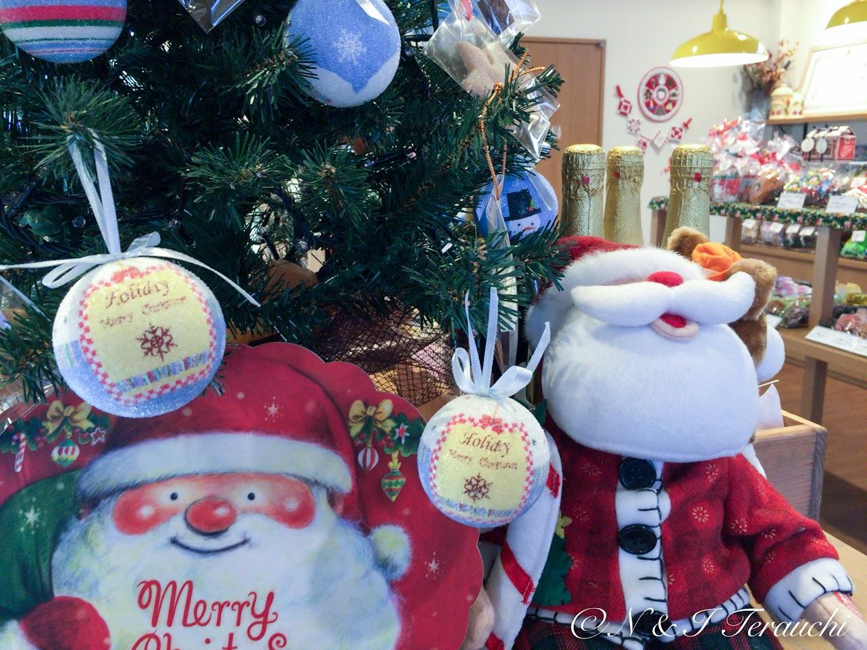 クリスマスアレンジメント