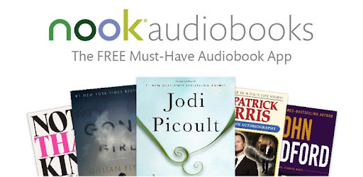 NOOK Audiobooks - Apps on Google Play