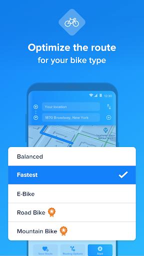 Bikemap - Your Cycling Map & GPS Navigation 10.18.1 screenshots 4