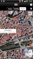 Screenshot of Fiestas Sampedros Burgos