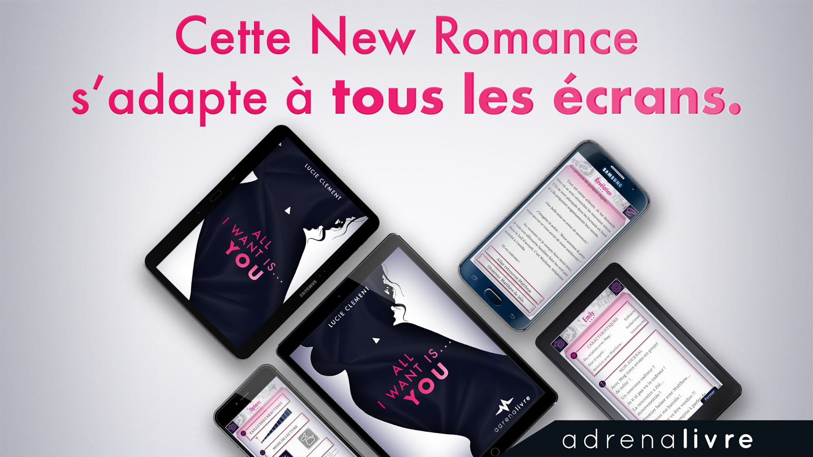 All I Want Is... You - Une New Romance Interactive – Capture d'écran