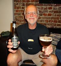 Photo: Big glass o beer, big smile!