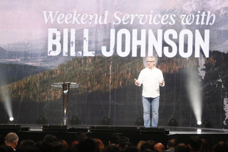 Hosting The Presence Of God: Bill Johnson – City News