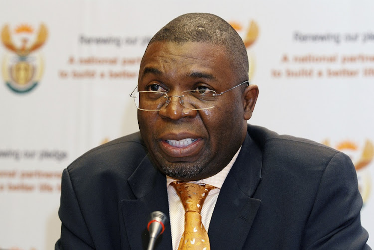 The panel' is chaired by former safety and security minister Sydney Mufamadi.