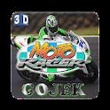 Moto Racer Gojek icon