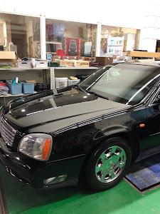 キャデラック  ドゥビル特別限定車、DHSアニバーサリーエディションのカスタム事例画像 キャデラックさんの2018年12月04日18:07の投稿
