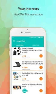 Couponhaat - Coupons and Deals- screenshot thumbnail