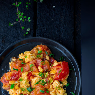 Low Calorie Scrambled Eggs Recipes