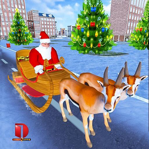 Baixar Christmas Santa Rush Gift Delivery- New Game 2020
