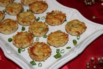 Crab Tartlets - Steph