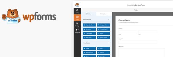 plugin WPForms para WordPress