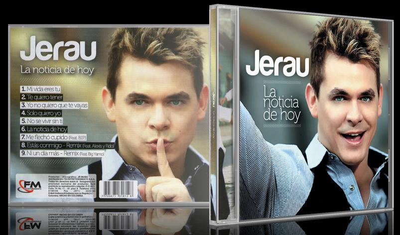 Jerau - La Noticia De Hoy (2011) [MP3 @320 Kbps]