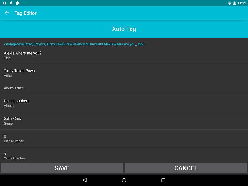 Rocket Music Player Screenshot 15