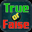 True False Quiz icon