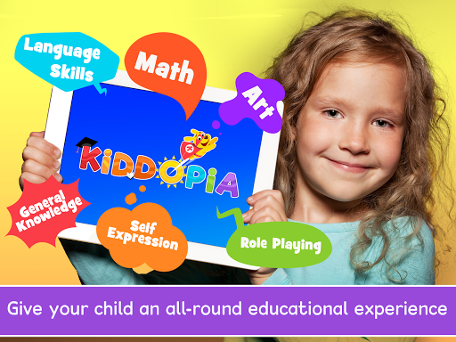 Kiddopia - Preschool Learning Games apkmr screenshots 18
