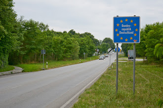 Photo: I ponowny powrót do Niemiec.