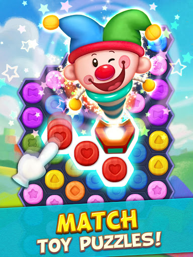 Toy Party: Free Match 3 Games, Hexa & Block Puzzle  gameplay | by HackJr.Pw 7