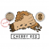 Logo of Brekeriet Cherry Red