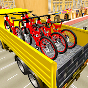 Game Bicycle Transport Truck Driver 3D APK for Windows Phone