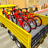 Bicycle Transport Truck Driver 3D