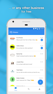 thismo messenger- screenshot thumbnail