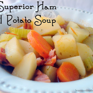 Ham Hock Potato Soup Recipes