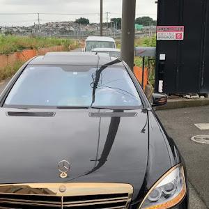 Sクラス W221 AMGスポーツエディション モカブラックのカスタム事例画像 たちせ Club Zeroさんの2019年06月09日19:23の投稿