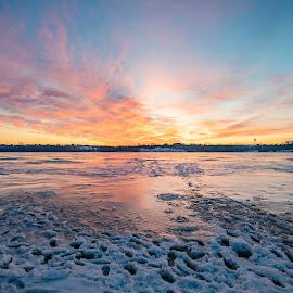 spring is coming by Duane Vosika - Landscapes Sunsets & Sunrises ( landscapes, sunrise, color, nature, morning )
