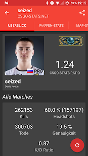 CSGO-STATS NET - Apps on Google Play | FREE Android app market
