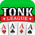 Tonk League - Online Multiplayer Card Game icon