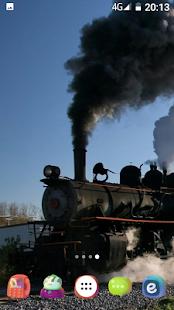 Steam Trains - náhled