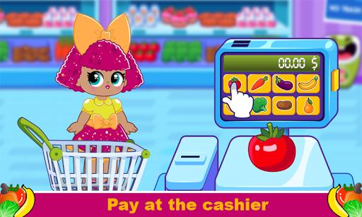 Surprise Supermarket Girl  screenshots 2