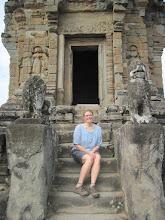 Photo: Bakheng Temple, Cambodia