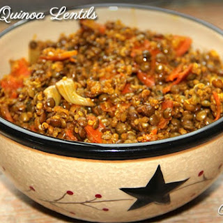 Carrot Lentil Curry