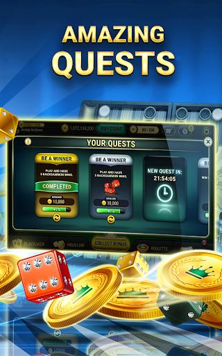 Backgammon Live - Play Online Free Backgammon 2.157.960 screenshots 9