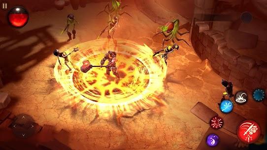 Blade Bound: Hack and Slash of Darkness Action RPG Apk Download 5