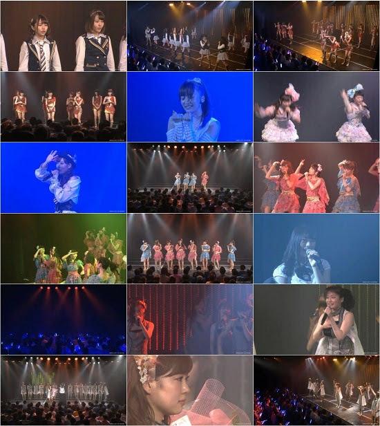 "(LIVE)(公演) NMB48 チームBII ""逆上がり"" 渡辺美優紀の生誕祭 150920"