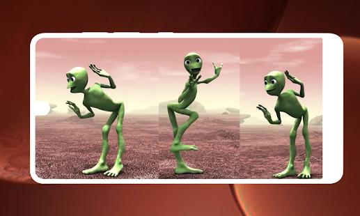 Download Green Alien Dance For PC Windows and Mac apk screenshot 4