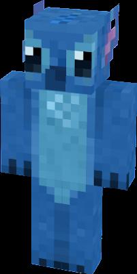 Stitch Nova Skin