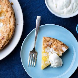 Lemon-Almond Butter Cake