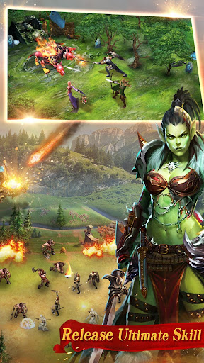 Land of Heroes - Lost Tales  screenshots 2