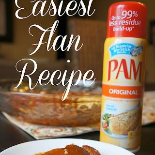 Easiest Flan