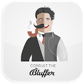 Consult the Bluffer