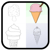How To Draw Ice Cream Step By Step Android APK Download Free By Ghaydha Studio