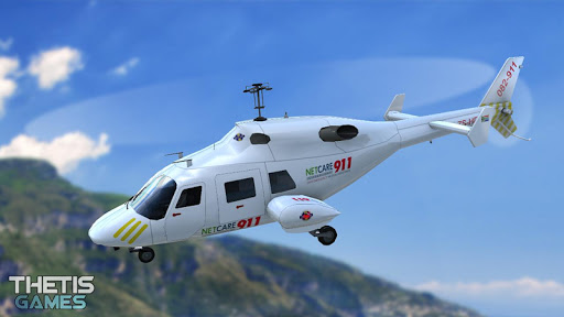 Helicopter Simulator SimCopter 2018 Free 1.0.3 screenshots 8