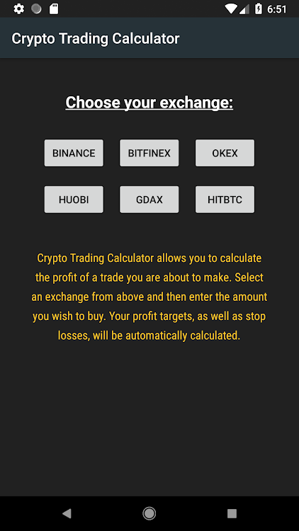 Crypto Trading Calculator – (Android Apps) — AppAgg